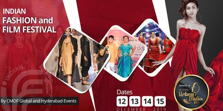 Indian Fashion and Film Festival tickets