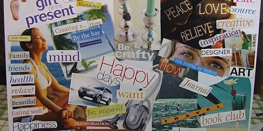 WOMEN'S VISION BOARD PLAYSHOP: VISIONING AND MANIFESTING YOUR  HEART'S DESIRES IN 2020!