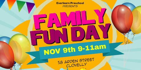 Everlearn Family Fun Day tickets