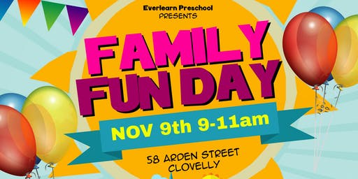 Everlearn Family Fun Day