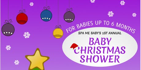 Baby Christmas Shower tickets