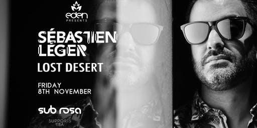 Eden Pres Sébastien Léger & Lost Desert