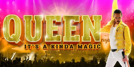 Queen: It's a Kinda Magic tickets