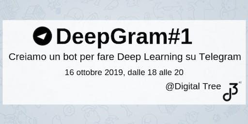 DeepGram#1 - Creiamo un bot per il Deep Learning