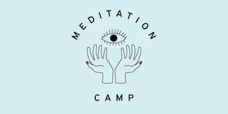Meditation Camp | Berlin Tickets