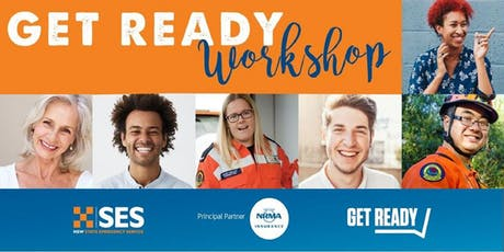 NSW SES - Marrickville Unit:  Inner West Get Ready workshop tickets
