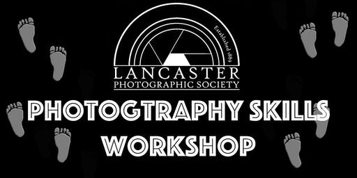 Photography skills workshop