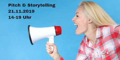 Pitch & Storytelling Workshop