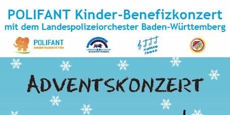 POLIFANT Benefizkonzert mit dem Landespolizeiorchester Baden-Württemberg Tickets