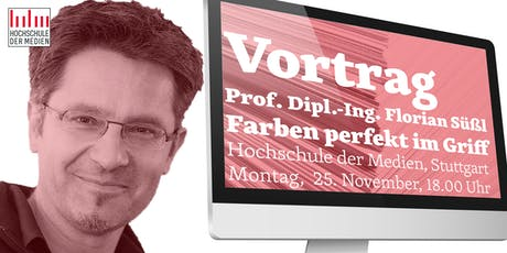 """IDUGS #59 Vortrag: """"Farben fest im Griff"""" Tickets"""