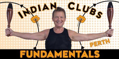 Indian Clubs Fundamentals tickets