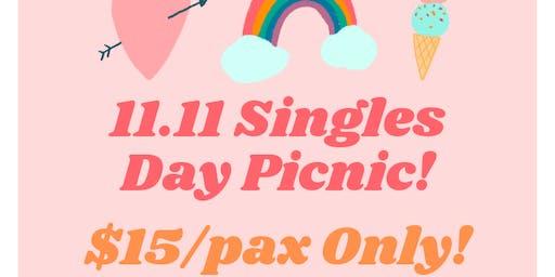 Singles Day Picnic