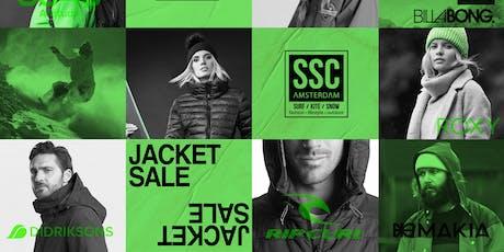 Winter Jackets Sample Sale - Early Winter Sale tickets