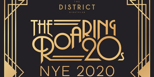 New Year's Eve 2020 - The Roaring 20's
