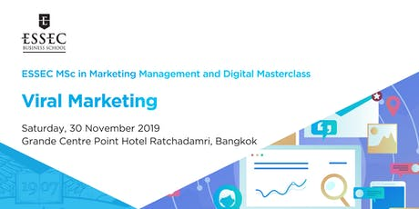 Viral Marketing Campaign: What Makes It Work? - Master Class by ESSEC tickets