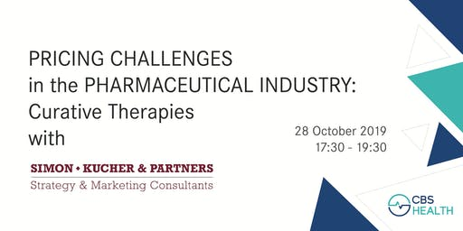 Pricing Challenges in the Pharma Industry: Curative Therapies