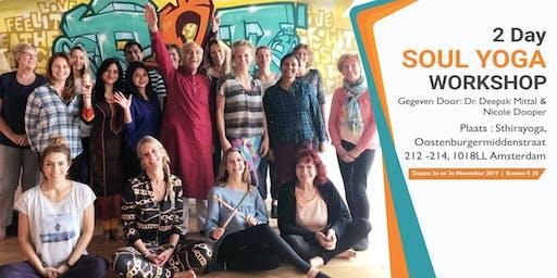 The Soul Yoga Meditation Workshop