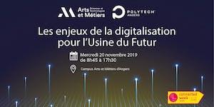 Les enjeux de la digitalisation pour l'Usine du Futur...