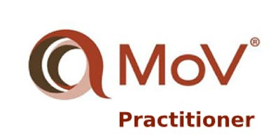 Management of Value (MoV) Practitioner 2 Days Virtual Live Training in Stockholm