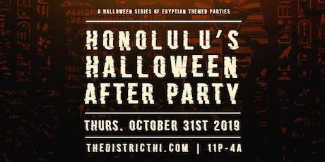 Halloween Night 2019 tickets