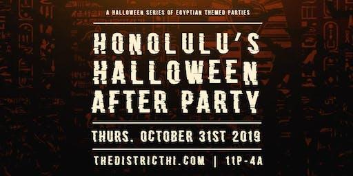 Halloween Night 2019