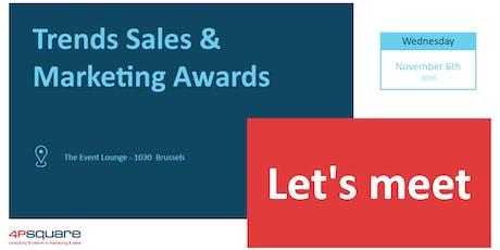 Trends Sales & Marketing Awards 2019 tickets