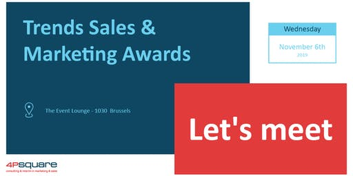 Trends Sales & Marketing Awards 2019
