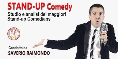 Studio e analisi dei maggiori Stand-up Comedians
