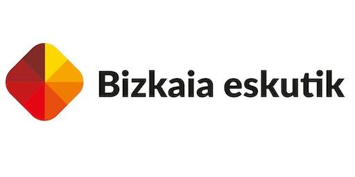 Inauguración exposición BIZKAIA ESKUTIK