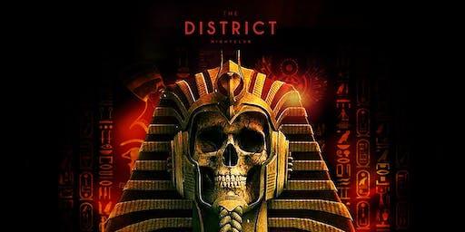 Pharaoh's Fury ( Halloween Saturday )