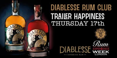 Diablesse Rum Club at Trailer Happiness