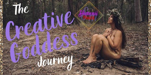 Journey into your Creative Goddess