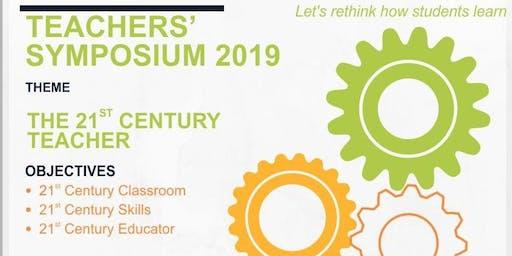 OLASHORE INTERNATIONAL SCHOOL TEACHER SYMPOSIUM 2019