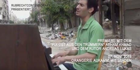 """3. Abend in Wort- und Klangfarben mit dem """"Pianist aus den Trümmern"""" Tickets"""