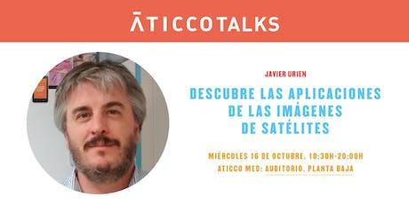 AticcoTalk: Teledetección: aplicaciones de las imágenes desde el espacio entradas