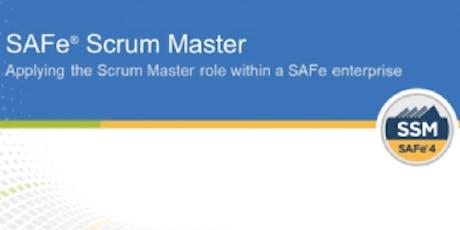 SAFe® Scrum Master 2 Days Training in Stockholm tickets
