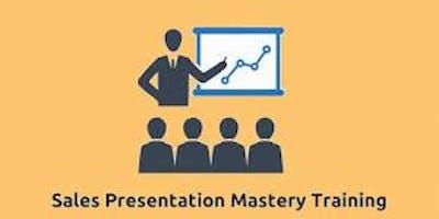 Sales Presentation Mastery 2 Days Training in Stockholm