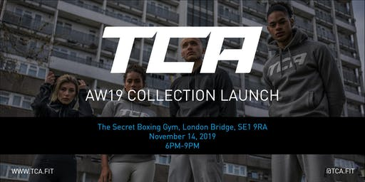 TCA AW19 Collection Launch