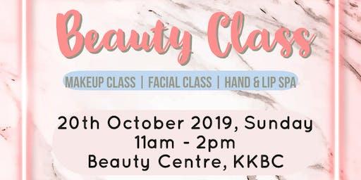 FREE Beauty Class