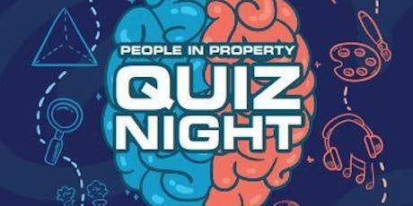 People in Property Quiz Night tickets