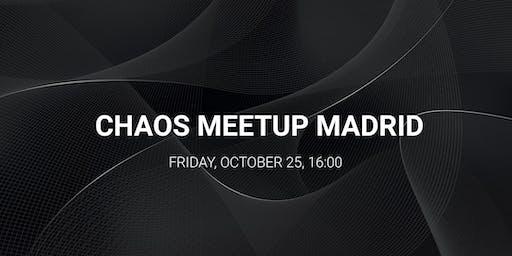 Chaos Meetup Madrid