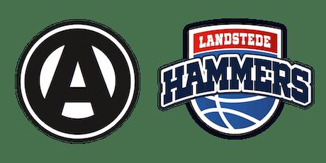 Apollo Amsterdam - Landstede Hammers tickets