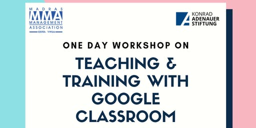 Teaching and Training with Google Classrooms