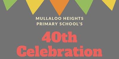 Celebrating 40 Years of Opening