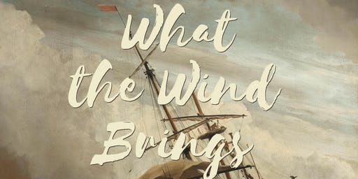 What the Wind Brings Book Launch with Matthew Hughes