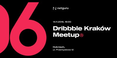 06 Dribbble Kraków powered by Netguru
