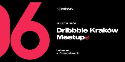 06 Dribbble Kraków powered by Netguru