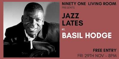 Jazz Lates: Basil Hodge