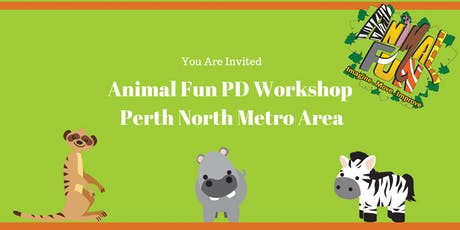 Animal Fun PD Workshop tickets