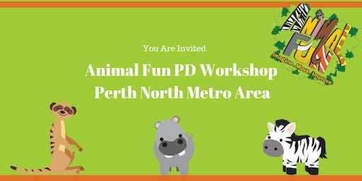 Animal Fun PD Workshop